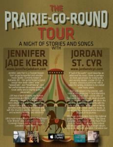 Prairie-Go-Round One Sheet